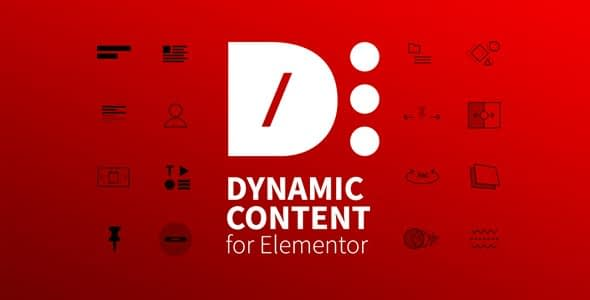 Show Dynamic Content For Elementor
