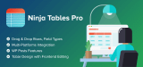Ninja Tables Pro Coupon Codes 2020 and Deals: up to 50%