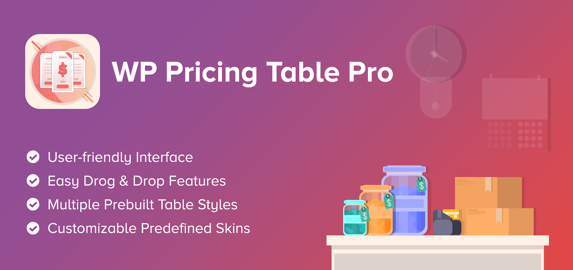 WP Pricing Table Pro Coupon