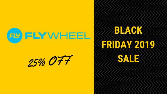 Flywheel Black Friday 2019 sale
