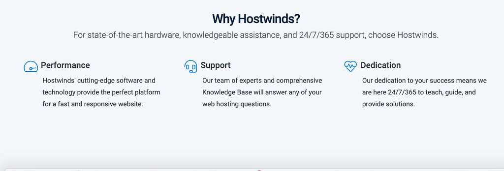 Hostwinds Black Friday 2020: [up to 65% Discounts] 1