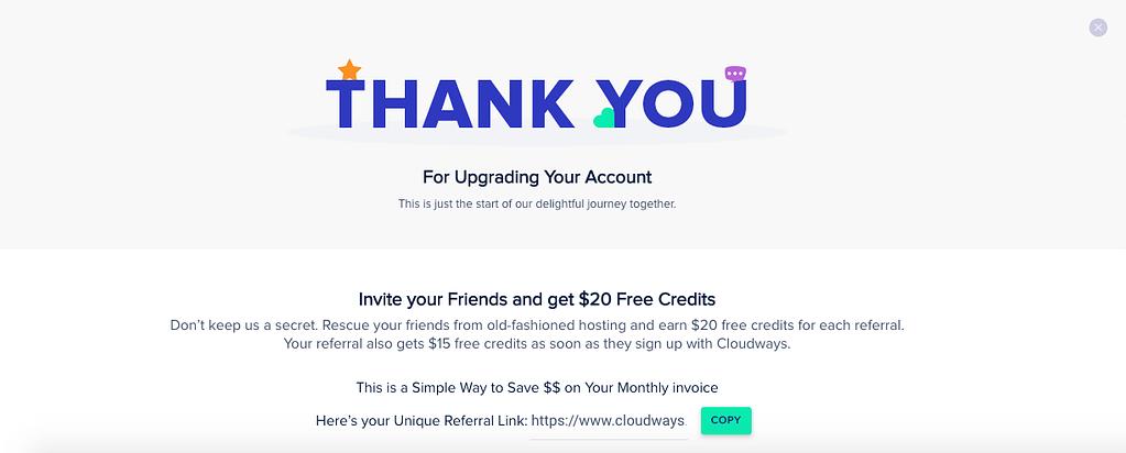 Cloudways Coupon Code 2021: Free $30 Credit Promo 9