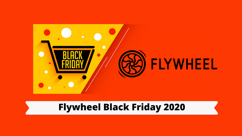 Flywheel Black Friday 2020