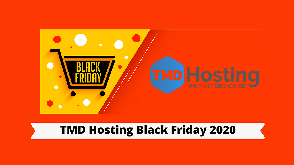 TMD Hosting Black Friday 2020