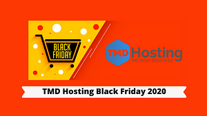 TMD Hosting Black Friday 2020