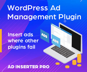 Ad Inserter Pro Coupon Code