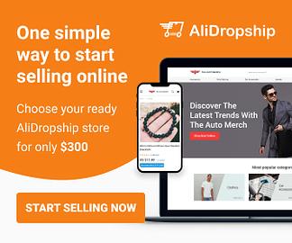 AliDropship Premium Dropshipping Stores Coupon