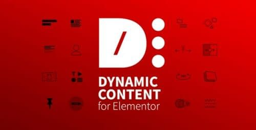 Dynamic content for Elementor Coupon