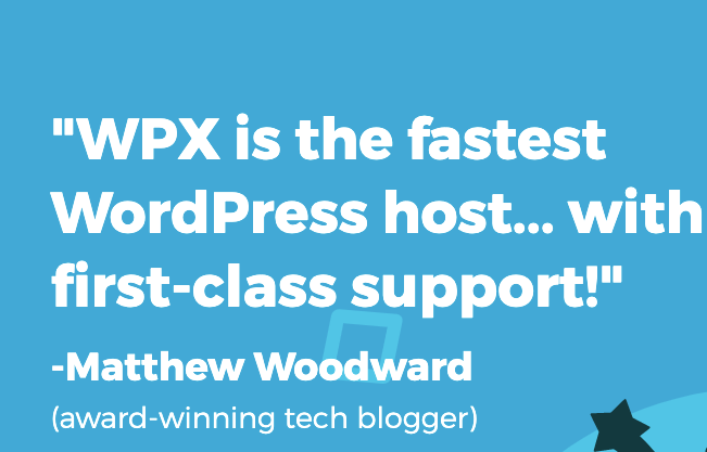 WPX Hosting Black Friday 2020: [ Up To 99% Off ] | 3 Months Free 2