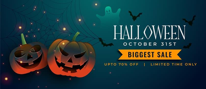 [70% OFF] Halloween Wordpress Deals and Discounts 2020 1