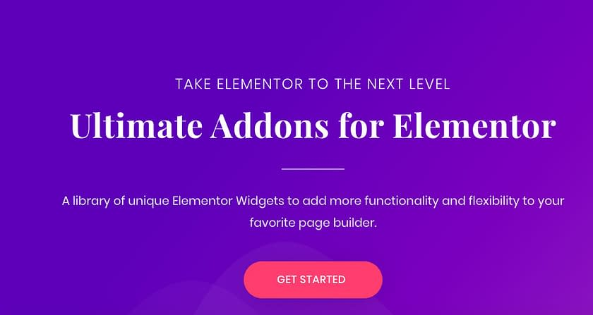 Ultimate Addons for Elementor Coupon 2020