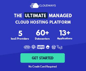 Cloudways Coupon Code 2021: Free $30 Credit Promo 1